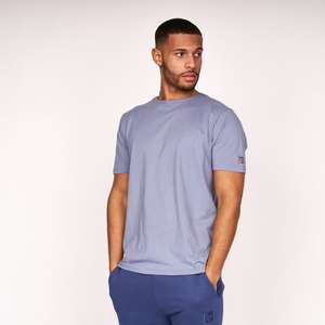 Duck and Cover sustainable embroidered logo t-shirt £13.49 delivered using code @ Duck & Cover