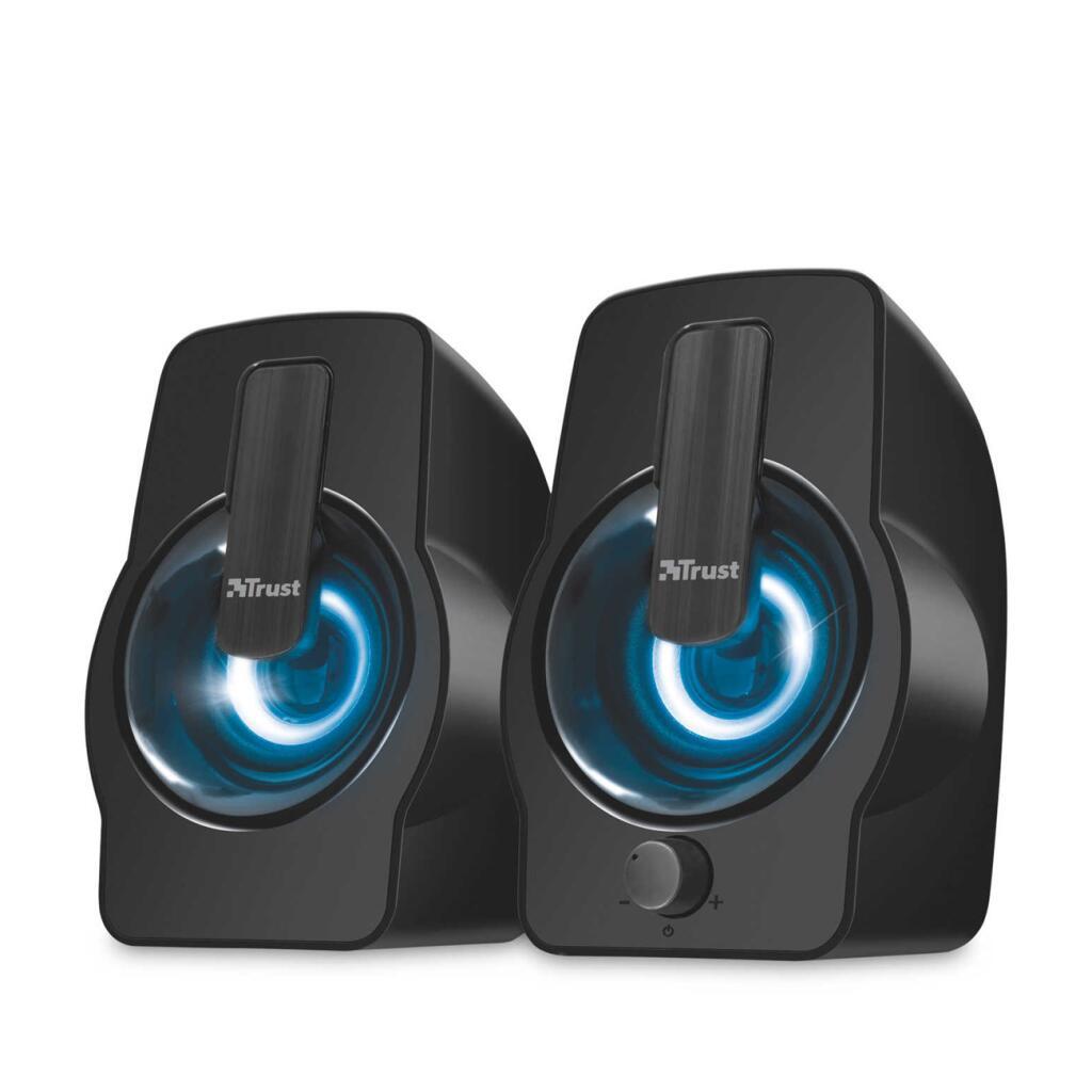 Trust Gemi 2.0 USB Powered RGB Speakers - £15.94 Delivered @ Aldi