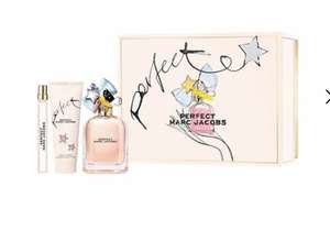 MARC JACOBS Perfect Eau De Parfum 100ml Giftset - £54.99 Delivered @ House of Fraser