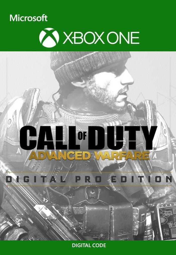 Call of Duty: Advanced Warfare Digital Pro Edition XBOX LIVE Key ARGENTINA £7.80 @ Eneba / World trader