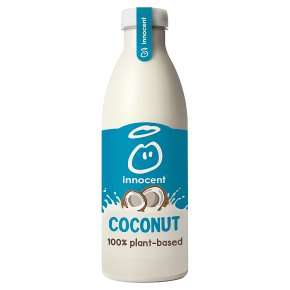 Innocent Dairy Free Coconut Unsweetened Drink750ml - £1.50 @ Waitrose & Partners