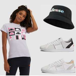 Up to 70% off Ellesse Outlet Sale plus Free Delivery on all orders & Free Returns @ ellesse