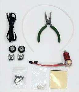 Creality 3d Printer hot end and spares kit for Creality CR-10 £3.99 delivered at Box ebay