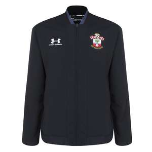 Under Armour Youth Travel Jacket Clearance £10 (£5 delivery / Adult Large also £10) @ Southampton FC Store