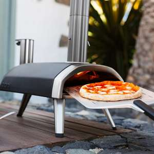 Ooni Fyra Portable Wood-fired Outdoor Pizza Oven £236.55 Delivered @ BELL
