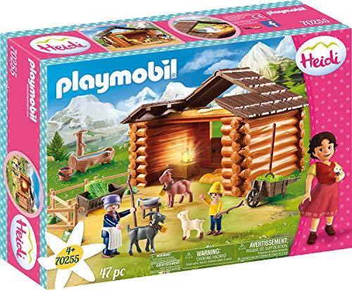 Playmobil 70255 Heidi Peter's Goat Stable £16.60 (Prime) + £4.49 (non Prime) at Amazon