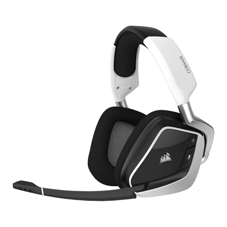 Corsair VOID ELITE RGB 7.1 Surround White Refurbished Wireless Gaming Headset £70.47 delivered @ Scan