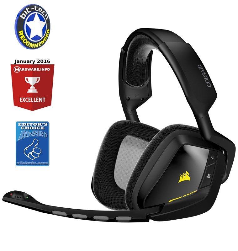 Corsair Gaming VOID Wireless RGB Dolby 7.1 Gaming Headset (Black) £48.48 @ CCLOnline