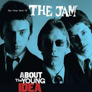 About The Young Idea - The Very Best Of The Jam 3 x vinyl LP - £18.94 (+£4.49 Non-Prime) - Sold and Despatched by Musicroom at Amazon