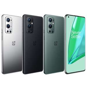 "Brand new OnePlus 9 Pro, 6'7"" AMOLED, 120Hz, HDR+, Snapdragon 888, 8GB RAM, 256GB, Dual SIM, Unlocked - £694 (with a code) @ Wonda Mobile"