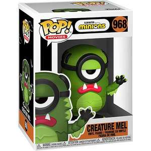 Minions: Pop! Vinyl Figure: Creature Mel £5.99 delivered @ Forbidden Planet