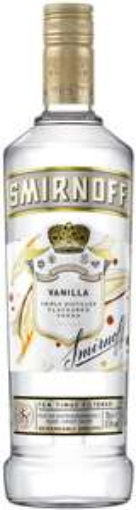 Smirnoff Vanilla Flavoured Vodka, 70cl - £13.30 (+£4.49 Non Prime) at Amazon