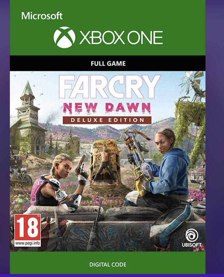Far Cry New Dawn: Deluxe Edition (Xbox One) Xbox Live Key Global - £13.35 @ Eneba / Flash Sales Shop