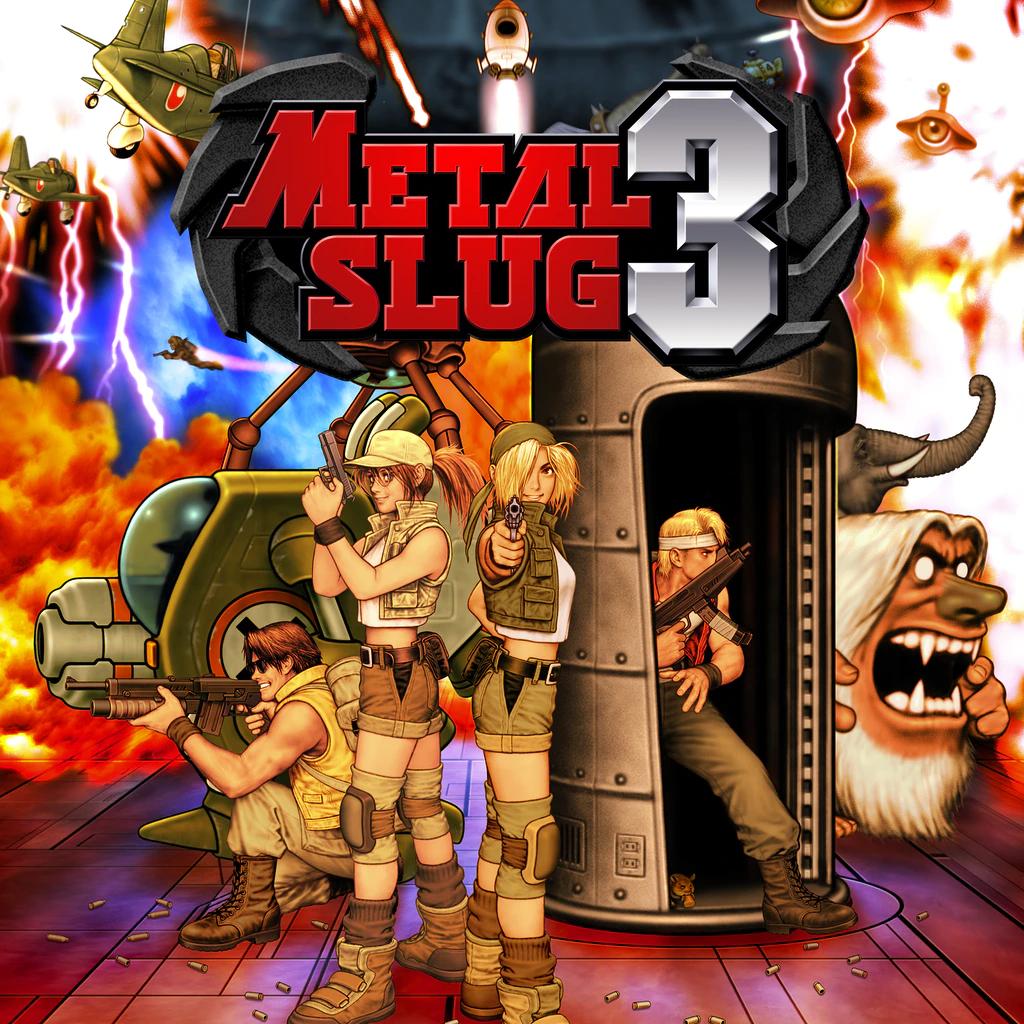 Metal Slug 3 (XBox 360/ XBox One/X/S) Free @ Microsoft Israel