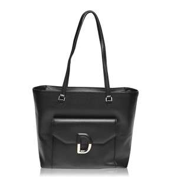 DKNY Medium Tote Bag - Black £64.98 @ House of Fraser