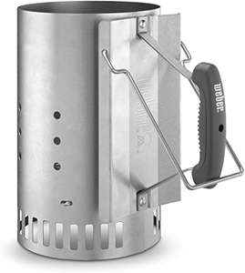 Weber Chimney Starter 7416 £9.99 instore @ TK Maxx in Leicester and Loughborough