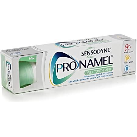 Sensodyne Pro Namel Mint Essence Toothpaste 75ml £2 (instore) + £5 delivery @ Wilko