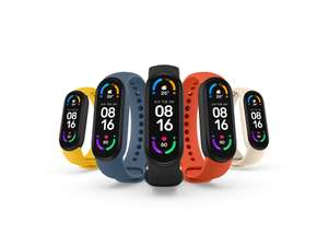 Xiaomi Mi Smart Band 6 - £29.99 (+ £4.90 delivery) @ Xiaomi UK