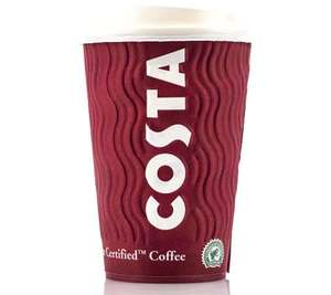 £1 off next visit offer via their app selected accounts 24-25th April @ Costa Coffee Shop