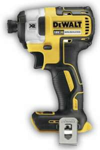 DeWalt DCF887N 18v Li-Ion XR Brushless 3-Speed Impact Driver Naked - £82.79 with code @ eBay / Powertoolmate
