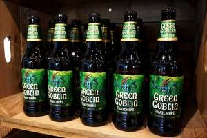 Thatchers Green Goblin cider - £1.49 per bottle instore @ Home Bargains (Leeds)