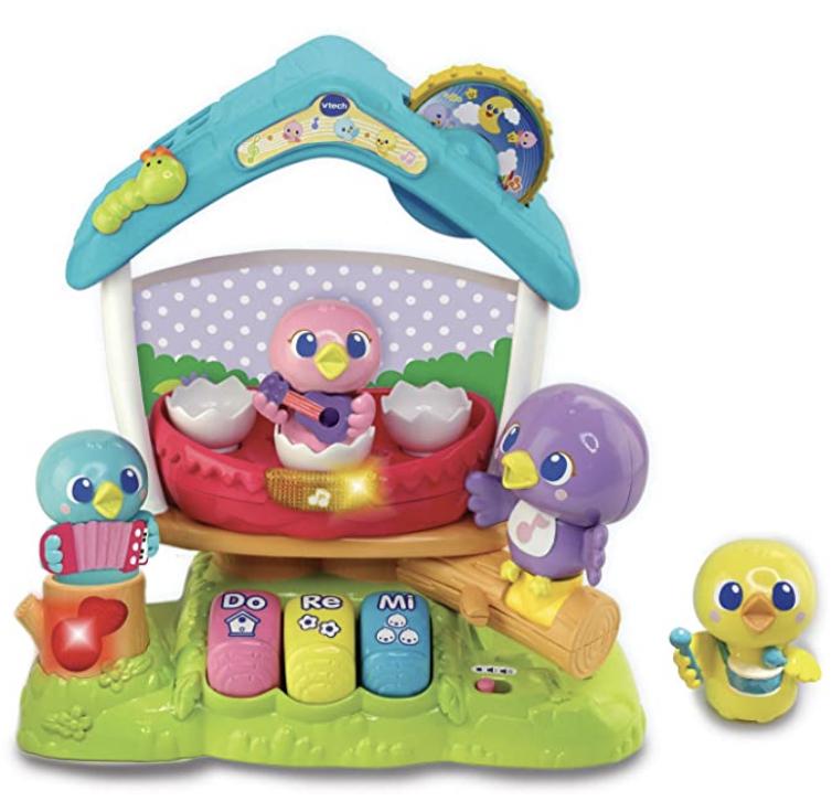 VTech Singing Bird House Toy - £15 (+£4.49 Non-Prime) @ Amazon
