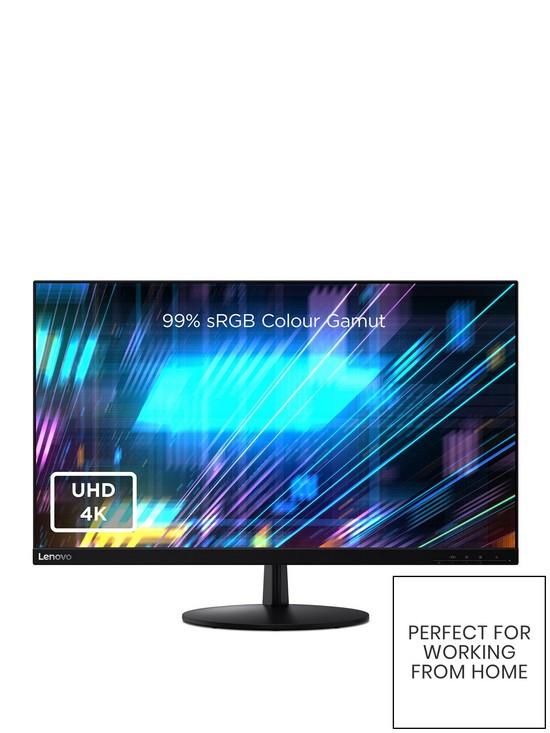 Lenovo 28-inch 4K IPS Ultra HD Monitor - £229 @ Very