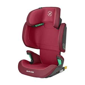 Maxi-Cosi Morion i-Size Child Car Seat, Group 2-3, ISOFIX Installation, 3.5-12 Years, 100-150 cm, Basic Red - £89.95 @ Amazon