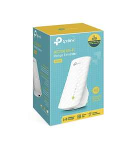 TP-Link RE200 AC750 Universal Dual Band Range Extender, Broadband/Wi-Fi Extender £17.60 Amazon Prime (+£4.49 Non Prime)