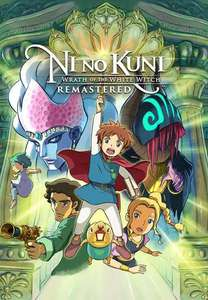 [Steam] Ni no Kuni: Wrath Of The White Witch Remastered (PC) - £8.50 with code @ Voidu