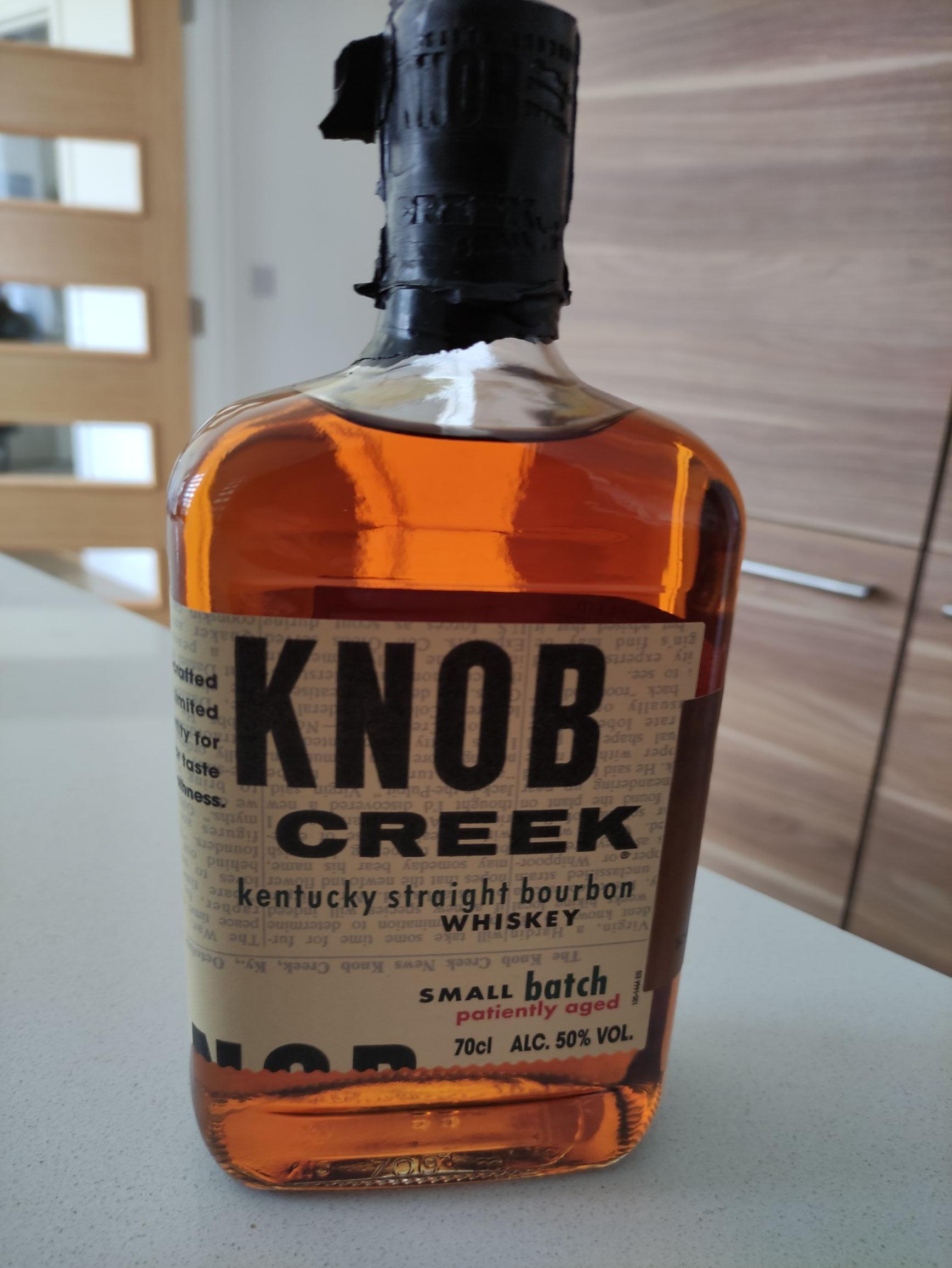 Knob Creek Straight Bourbon Whiskey £17.50 at Asda Dyce, Aberdeen