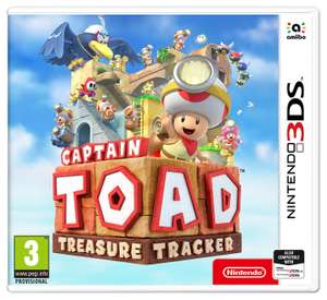 Captain Toad Treasure Tracker 3DS Game - £5.99 (Free click & collect) @ Argos