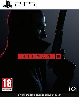 Used: Hitman III (3) [PS5] - £28.99 @ Boomerang Rentals ebay