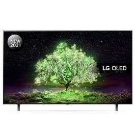 LG OLED48A16LA 48inch OLED HDR 4K UHD SMART TV £899 at Electrical Discount UK Including 5 Yr warranty
