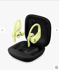 Powerbeats Pro True Wireless Bluetooth In-Ear Sport Headphones with Mic/Remote, Spring Yellow £149 at John Lewis