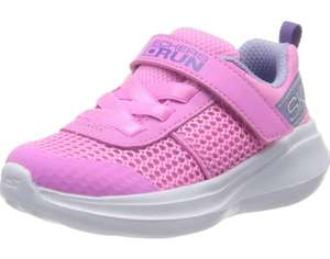 Skechers girl's go run fast trainers size 5.5 UK child now £15.06 at Amazon Prime / £19.55 Non Prime