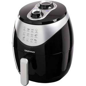 Daewoo 4L Air Fryer is £34.99 @ The Food Warehouse Iceland INSTORE