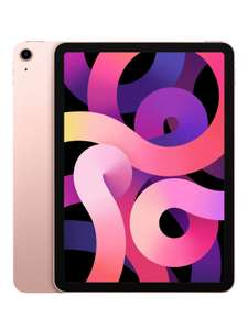 Apple iPad Air 10.9″ 64GB WiFi [4th Generation] – Rose Gold - £395 delivered from Elekdirect