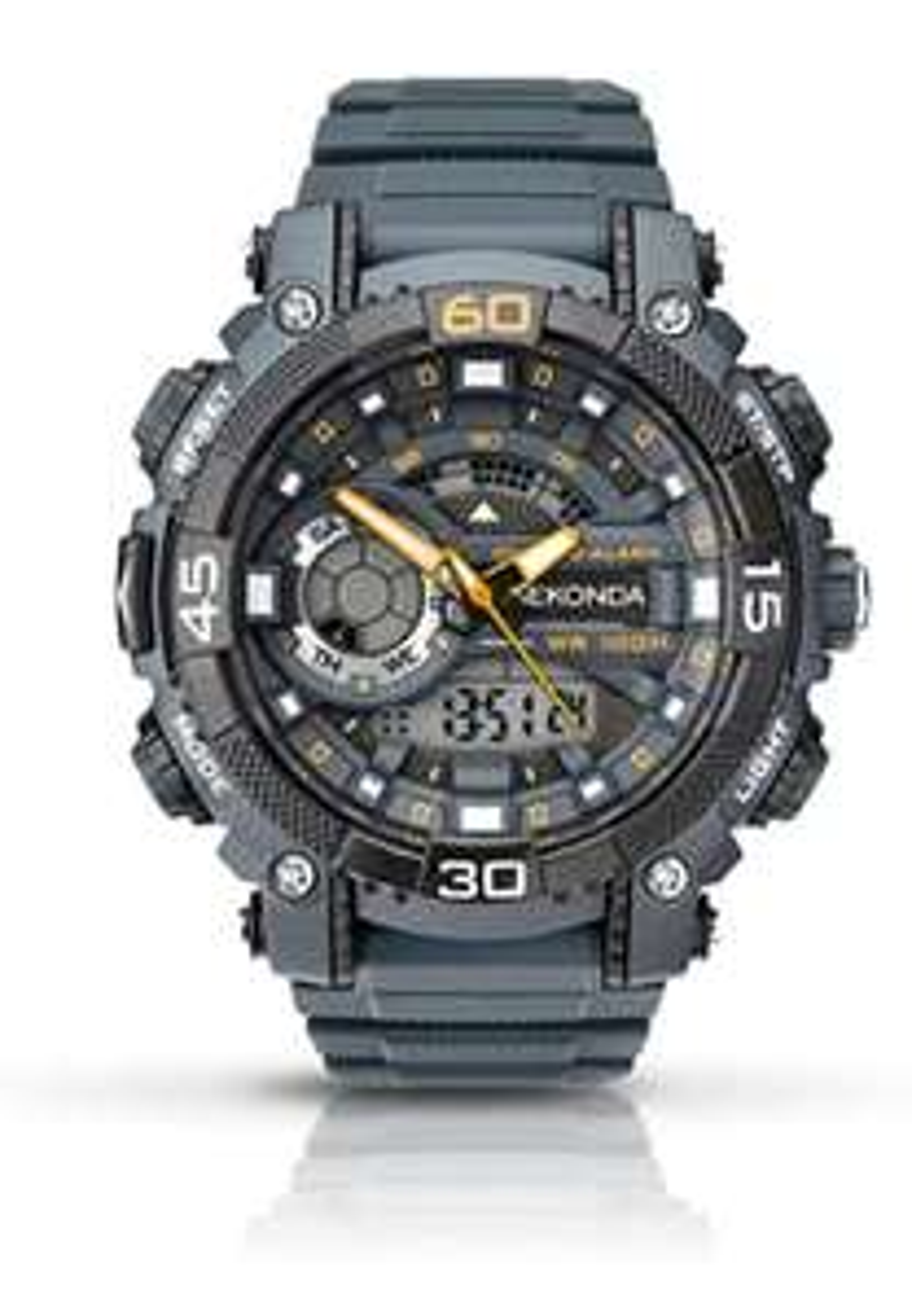 SEKONDA Mens Digital Quartz Watch - £42.19 @ Amazon