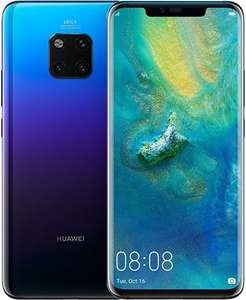 Huawei Mate 20 Pro 128GB Twilight, EE B Used Condition Smartphone - £160 Delivered @ CeX