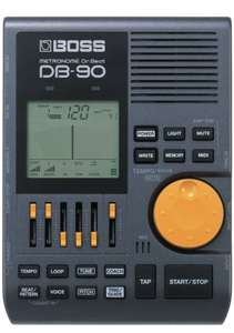 BOSS DB-90 Digital Metronome, 4 Metronome Sounds & Midi Input £108 @ Amazon