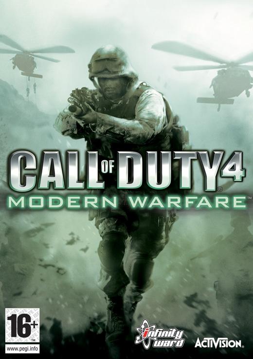 Call of Duty 4: Modern Warfare (Steam) - £6.69 using VPN @ Instant Gaming