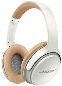 Bose SoundLink Around-Ear Wireless Headphones II - White, A As New (Used) Condition - £75 Delivered @ CeX