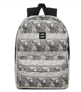 Vans Old Skool III Backpack Moma Edvard Munch The Scream Now £18 Free Click & Collect or £3.99 Delivery @ Offspring