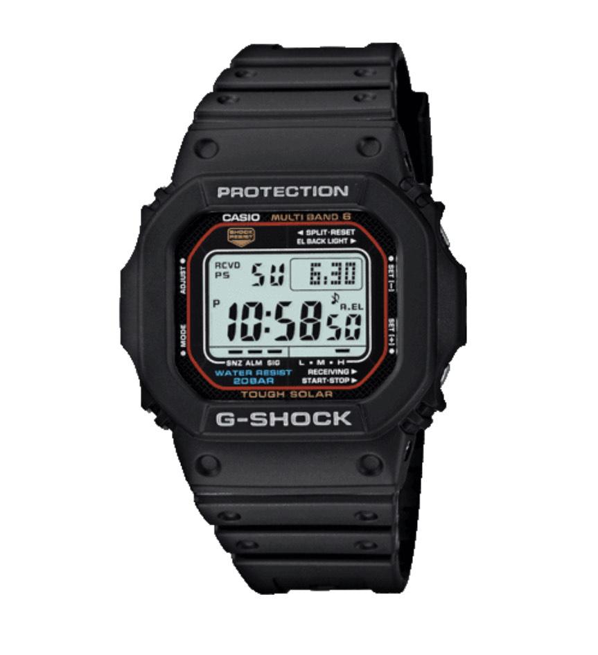 Casio G-Shock Watch GW-M5610-1ER - £35 in-store only @ MenKind, Westfield (Stratford, London)