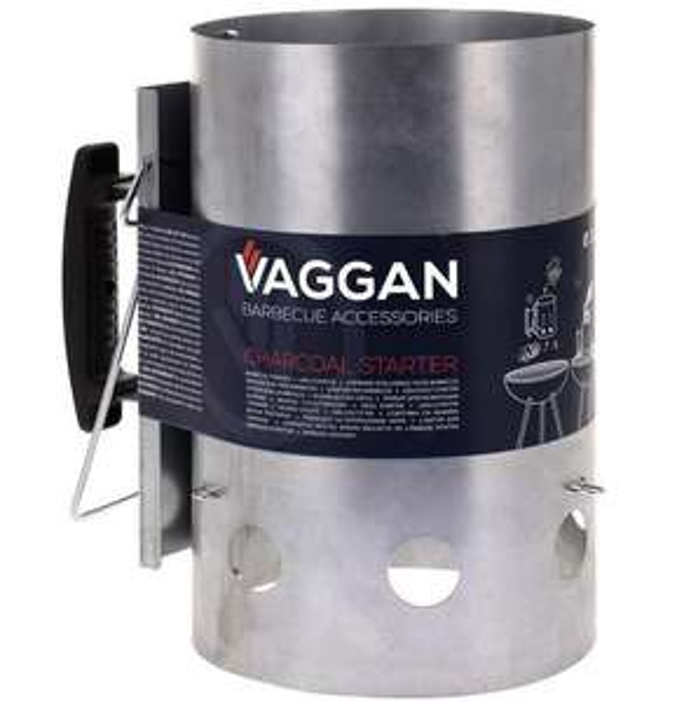 Vaggan Charcoal Starter - Silver £5.99 instore @ The Range (Sheffield)