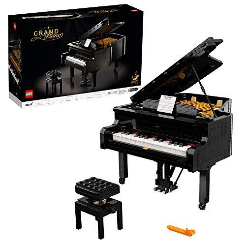 LEGO21323IdeasGrandPianoModelBuildingSet £259.79 @ Amazon