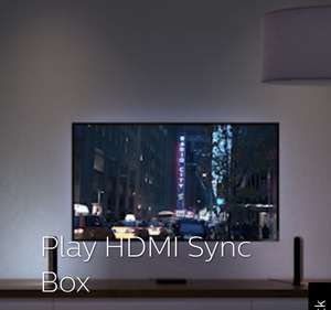20% off Play HDMI Sync Box with TOTUM at Philips Hue