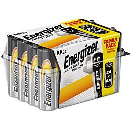 Energizer AA Alkaline Power Batteries 24 Pack £7.99 & Robert Dyas
