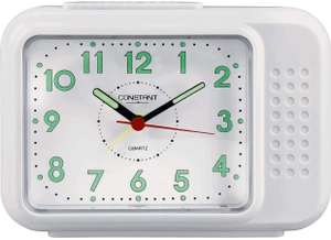 Constant Alarm Clock, £4 at Argos (Free click and collect)